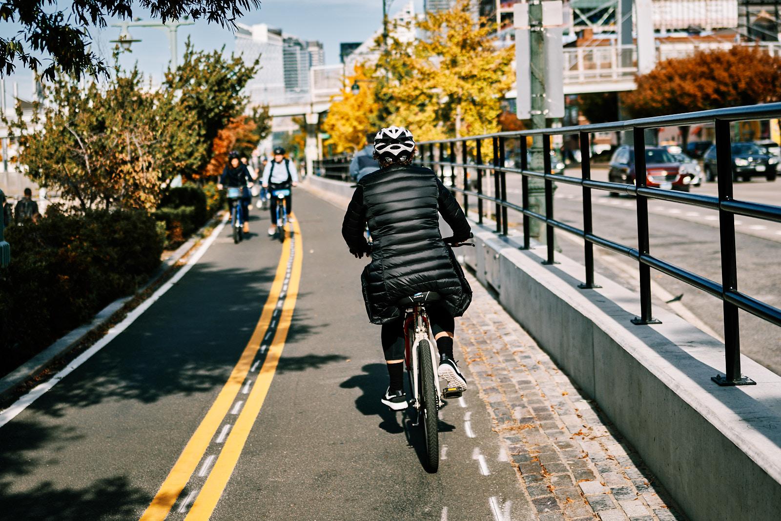 Bike Lane NYC