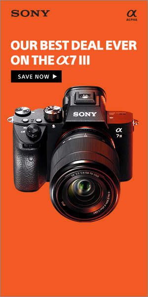 Sony a7 III BlackFriday Sale