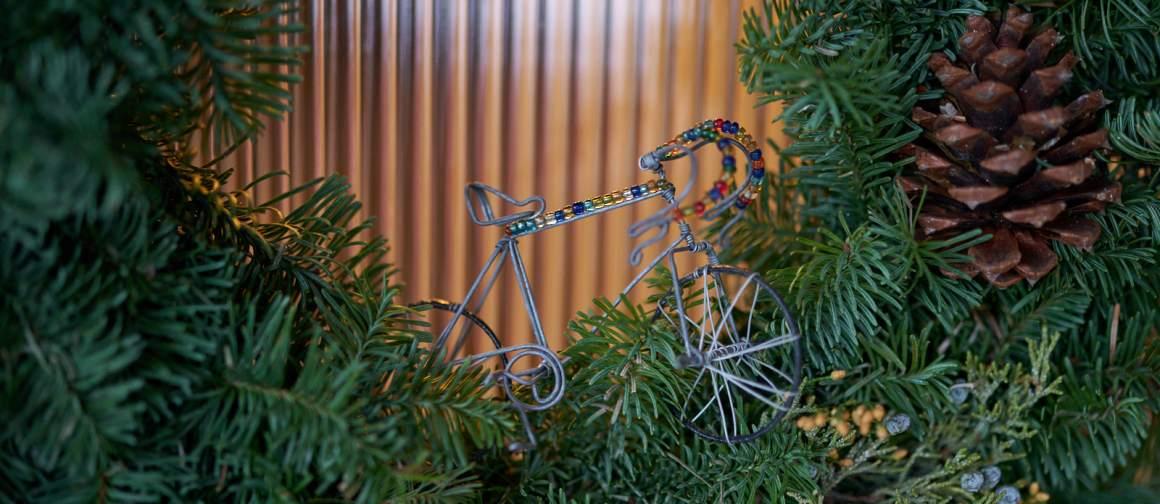 Happy Holidays from Bike Hugger