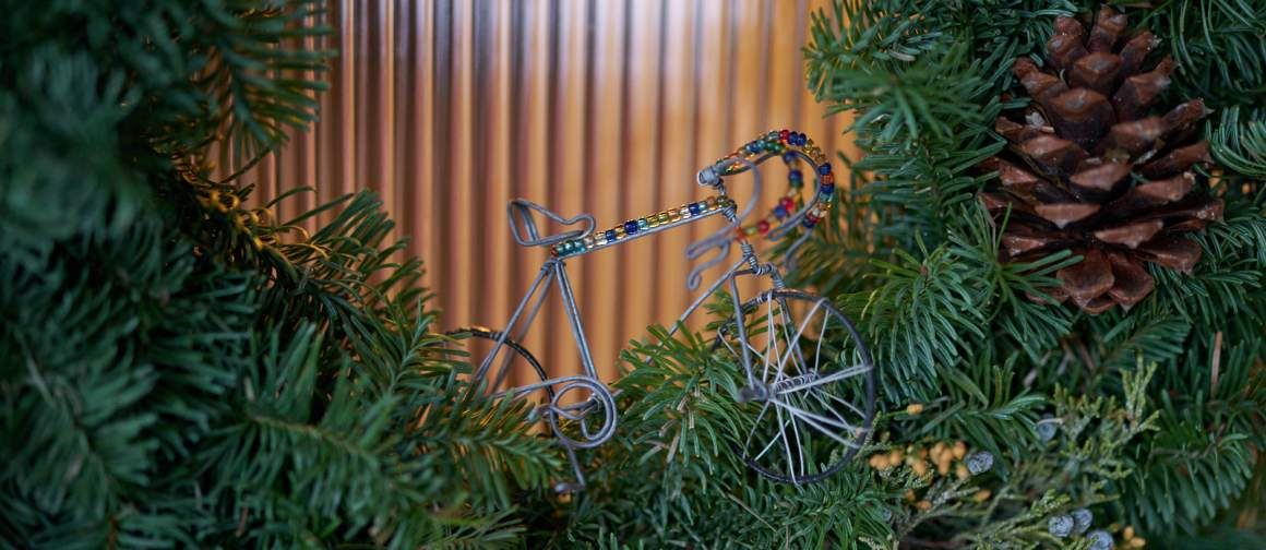 Happy Holidays from Bike Hugger