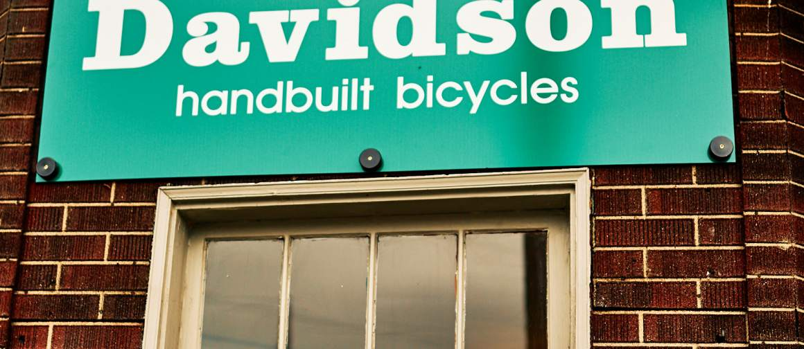 Davidson Handbuilt Bicycles 2020