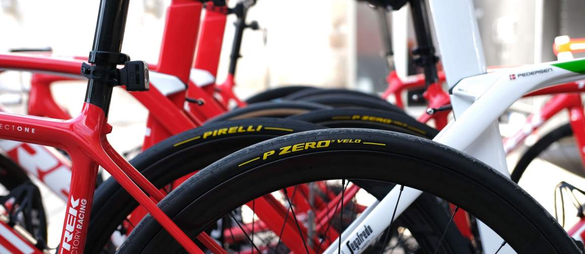 Pirelli on the World Tour