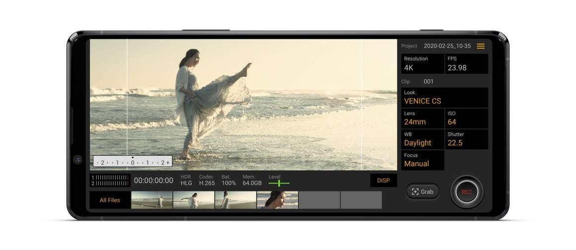 Xperia 1 II Smartphone