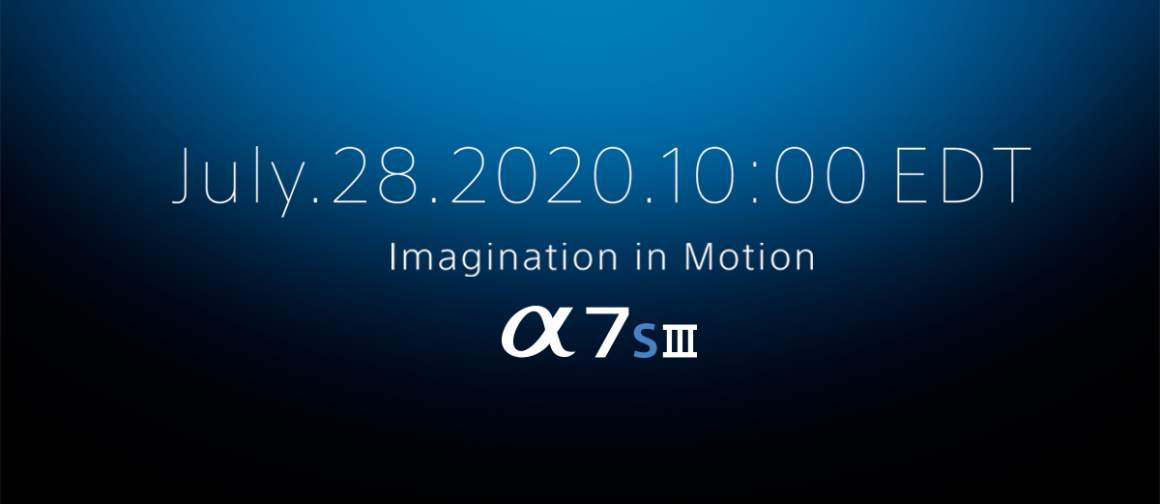 Sony A7S III Launches