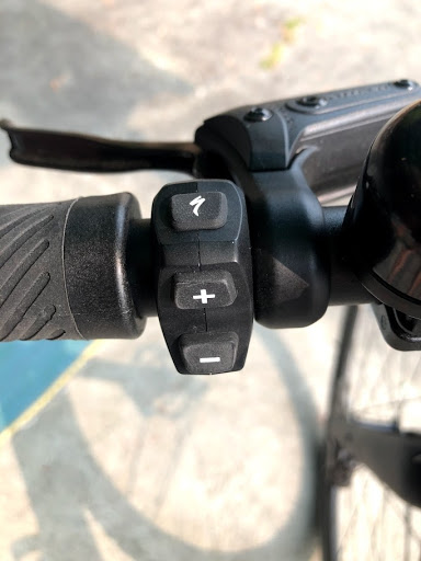 Turbo Vado SL Control