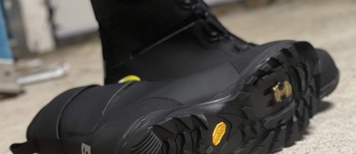 Bontrager's OMW Winter Bike Shoe