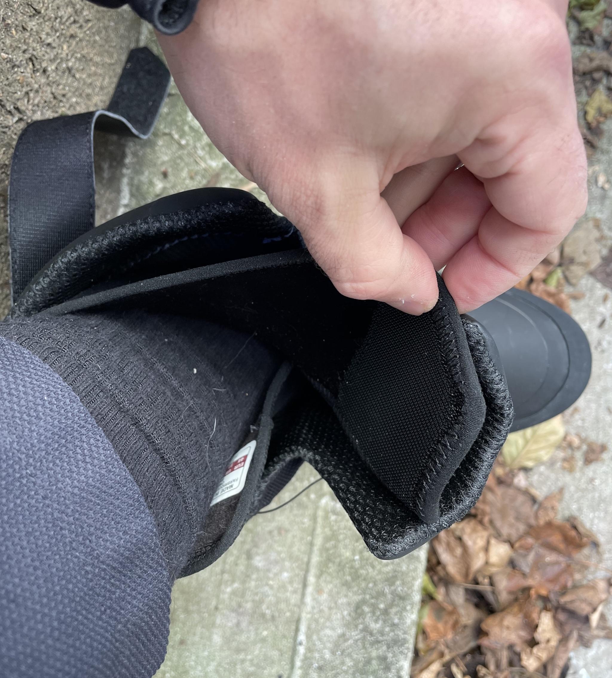 Bontrager's OMW Winter Bike Shoe