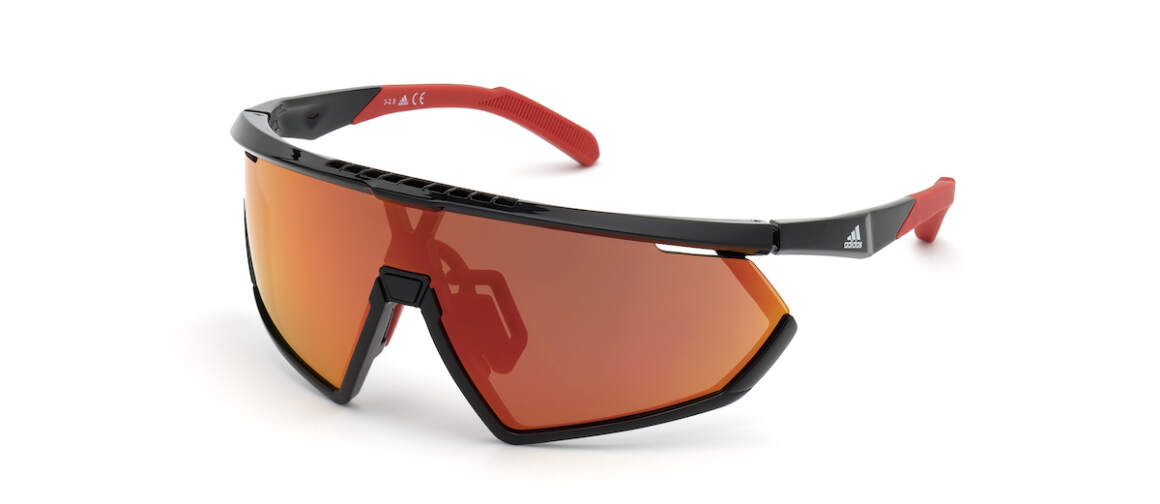 Adidas Sport Eyewear Launches
