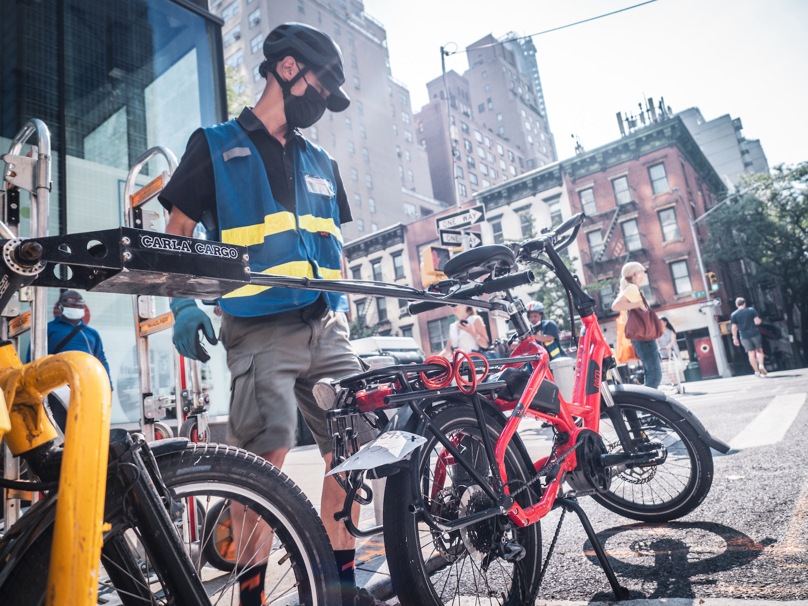 Tern and Dutch-X Deliver in New York