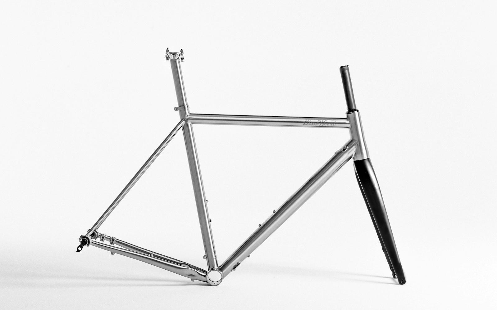 BlackHeart Bike Frameset